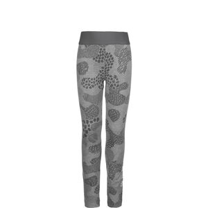 Must Haves Graphic Tight Kinder, grau / weiß, zoom bei OUTFITTER Online