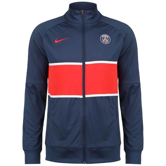 Paris St.-Germain I96 Anthem Jacke Herren, dunkelblau / rot, zoom bei OUTFITTER Online