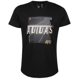Must Haves 3 Stripes Foil T-Shirt Herren, schwarz, zoom bei OUTFITTER Online