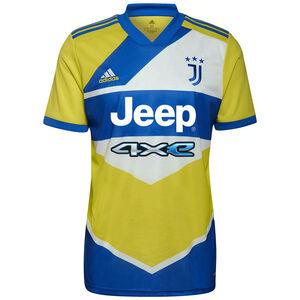 Juventus Turin Trikot 3rd 2021/2022 Herren, neongelb / blau, zoom bei OUTFITTER Online