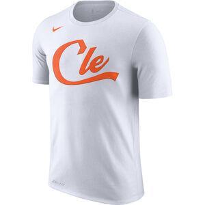 Cavaliers T-Shirt Herren, weiß / orange, zoom bei OUTFITTER Online