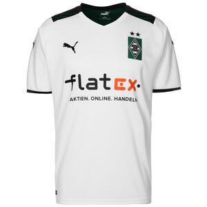 Borussia Mönchengladbach Trikot Home 2021/2022 Herren, weiß / grün, zoom bei OUTFITTER Online