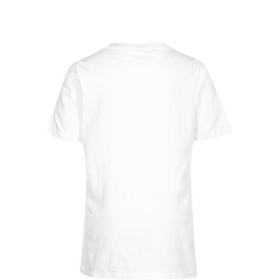 NBA Golden State Warrioirs T-Shirt Kinder, weiß / blau, zoom bei OUTFITTER Online