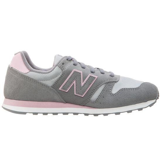 WL373-B Sneaker Damen, grau / pink, zoom bei OUTFITTER Online