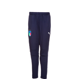 FIGC Italien Trainingshose Kinder, Blau, zoom bei OUTFITTER Online