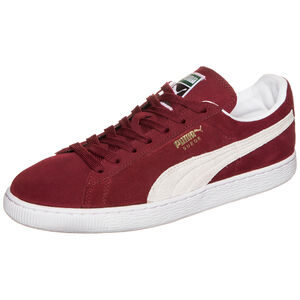 Suede Classic+ Sneaker, Rot, zoom bei OUTFITTER Online