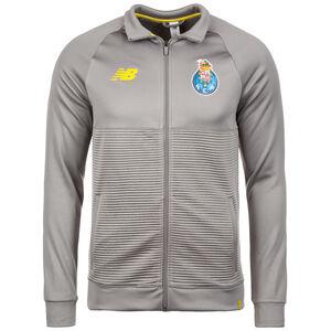 FC Porto Elite Walk Out Trainingsjacke Herren, Grau, zoom bei OUTFITTER Online