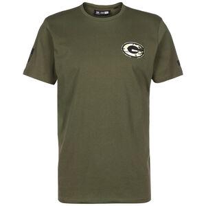 NFL Green Bay Packers Digi Camo T-Shirt Herren, dunkelgrün, zoom bei OUTFITTER Online