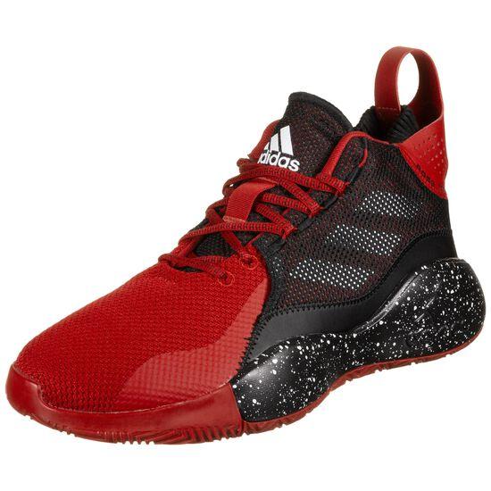 D Rose 773 2020 Basketballschuh Kinder, rot / schwarz, zoom bei OUTFITTER Online