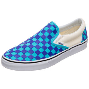 Classic Slip-On Sneaker, lila / türkis, zoom bei OUTFITTER Online