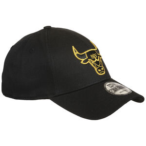 NBA Chicago Bulls Metallic Logo 9Forty Snapback Cap, , zoom bei OUTFITTER Online
