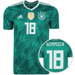 DFB Trikot Away Kimmich WM 2018 Herren, Grün, zoom bei OUTFITTER Online