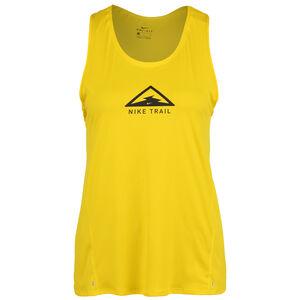 City Sleek Lauftop Damen, gelb / schwarz, zoom bei OUTFITTER Online
