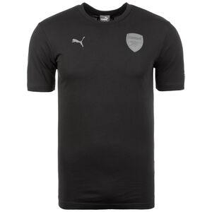 Arsenal London Fan Slogan T-Shirt Herren, schwarz, zoom bei OUTFITTER Online