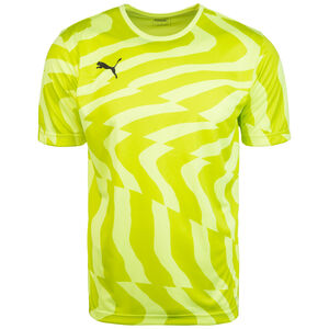CUP Core Fußballtrikot Herren, gelb / schwarz, zoom bei OUTFITTER Online