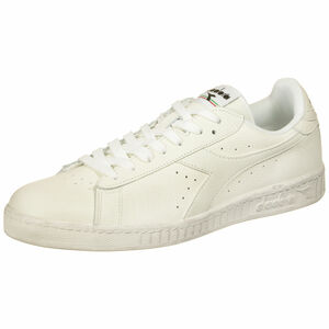 Game L Low Waxed Sneaker, weiß / weiß, zoom bei OUTFITTER Online