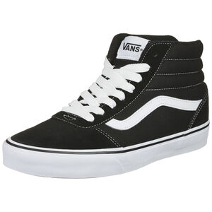 Ward Hi Sneaker Herren, schwarz / weiß, zoom bei OUTFITTER Online
