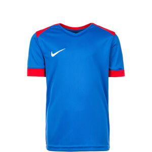 Dry Park Derby II Trikot Kinder, blau / rot, zoom bei OUTFITTER Online