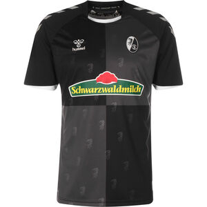 SC Freiburg Trikot Away 2020/2021 Herren, schwarz / grau, zoom bei OUTFITTER Online