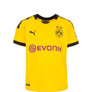 Borussia Dortmund Trikot Home 2019/2020 Kinder, gelb / schwarz, zoom bei OUTFITTER Online