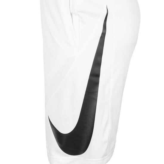 HBR Basketballshort Herren, weiß / schwarz, zoom bei OUTFITTER Online