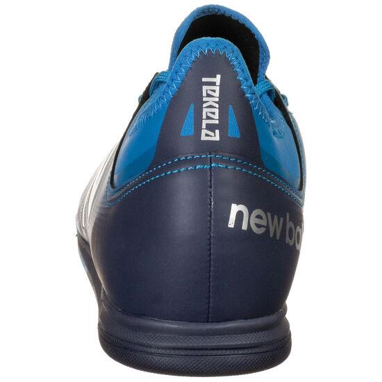 Tekela v2 Magique Indoor Fußballschuh Herren, blau, zoom bei OUTFITTER Online