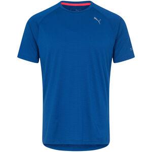 Speed Laufshirt Herren, blau, zoom bei OUTFITTER Online