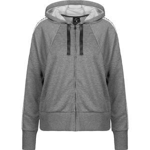 Dry Get Fit Sweatjacke Damen, grau / schwarz, zoom bei OUTFITTER Online