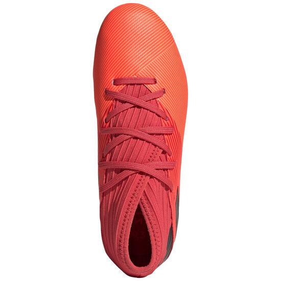 Nemeziz 19.3 FG Fußballschuh Kinder, orange / rot, zoom bei OUTFITTER Online