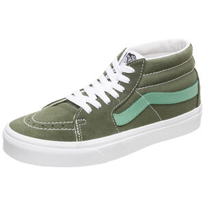 Sk8-Mid Sneaker Damen, oliv / mint, zoom bei OUTFITTER Online