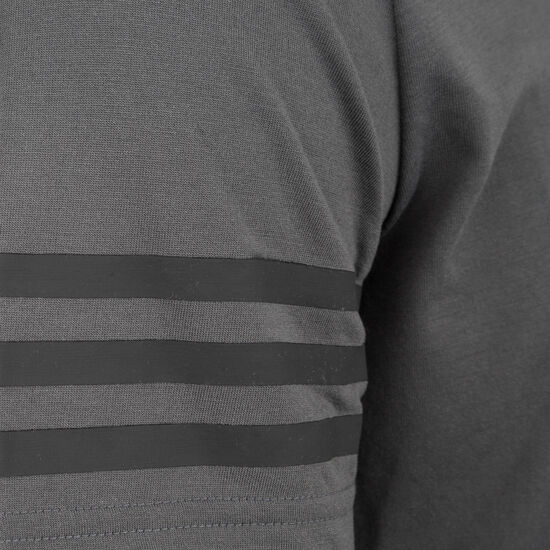 Motion Tech Cotton Trainingsshirt Herren, anthrazit / schwarz, zoom bei OUTFITTER Online