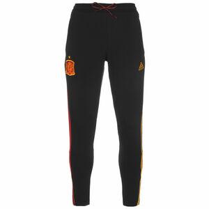 FEF Spanien 3-Streifen Trainingshose Herren, schwarz / rot, zoom bei OUTFITTER Online
