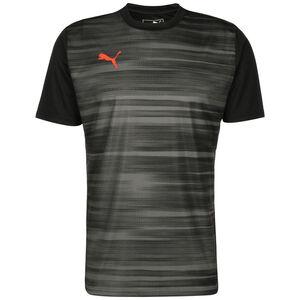 ftblNXT Graphic Core Trainingsshirt Herren, schwarz / grau, zoom bei OUTFITTER Online
