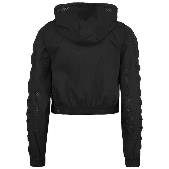 Be Bold Woven Trainingsjacke Damen, schwarz, zoom bei OUTFITTER Online