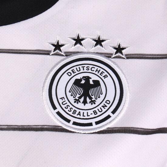 DFB Trikot Home EM 2020 Damen, weiß / schwarz, zoom bei OUTFITTER Online