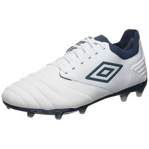 Tocco Pro FG Fußballschuh Herren, weiß / blau, zoom bei OUTFITTER Online