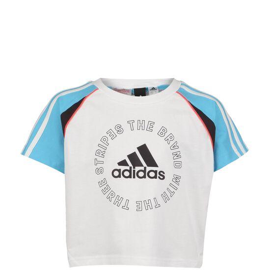 Bold T-Shirt Kinder, weiß / hellblau, zoom bei OUTFITTER Online