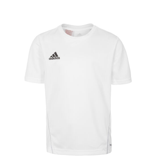 Core 15 Trainingsshirt Kinder, Weiß, zoom bei OUTFITTER Online