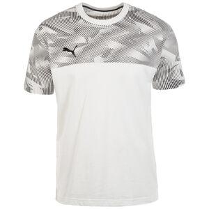Cup Casuals Trainingsshirt Herren, weiß / grau, zoom bei OUTFITTER Online