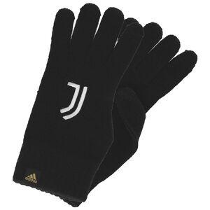 Juventus Turin Feldspielerhandschuh, schwarz / weiß, zoom bei OUTFITTER Online