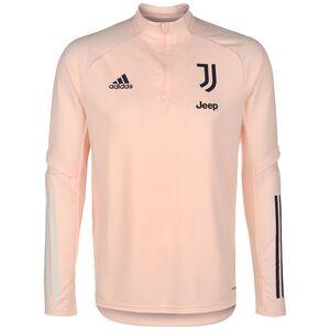 Juventus Turin Trainingssweat Herren, rosa / schwarz, zoom bei OUTFITTER Online