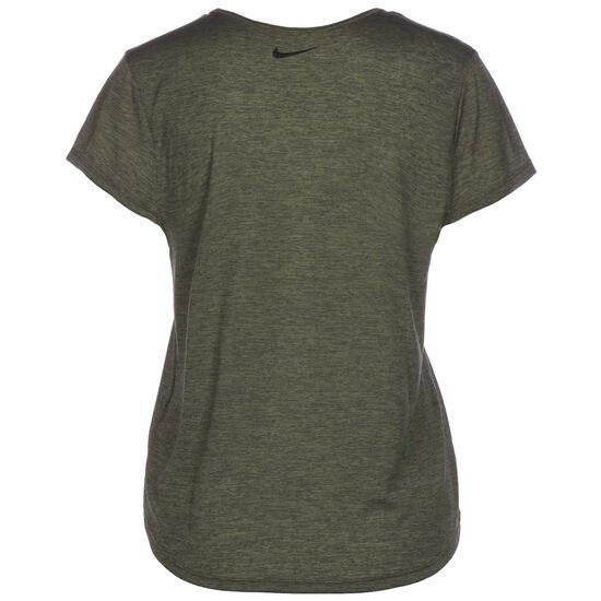 Iconclash Laufshirt Damen, khaki / dunkelgrün, zoom bei OUTFITTER Online