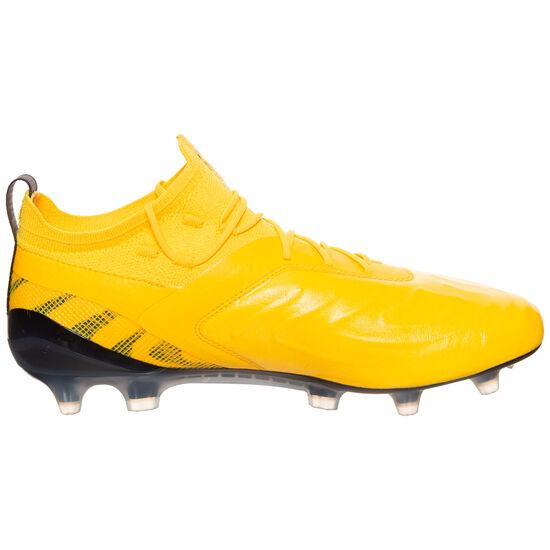 ONE 20.1 FG/AG Fußballschuh Herren, gelb / schwarz, zoom bei OUTFITTER Online