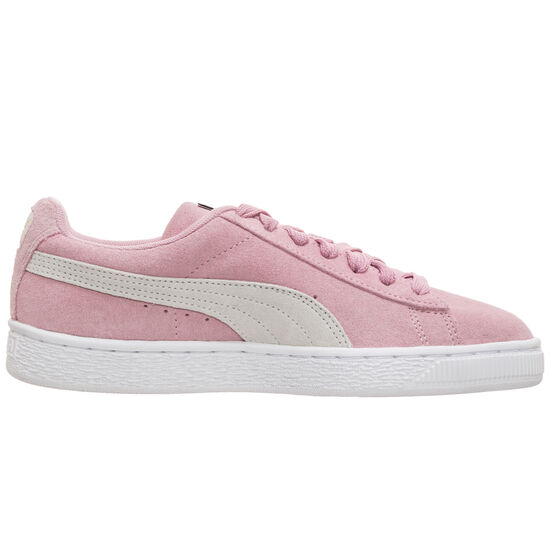 Suede Classic Sneaker, pink / weiß, zoom bei OUTFITTER Online