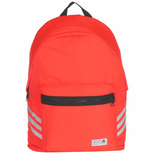Classic Future Icons Rucksack, orange / weiß, zoom bei OUTFITTER Online