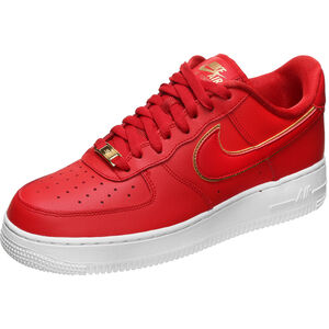 Air Force 1 '07 Essential Sneaker Damen, rot / weiß, zoom bei OUTFITTER Online