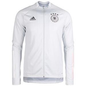 DFB Trainingsjacke EM 2021 Herren, hellgrau / schwarz, zoom bei OUTFITTER Online