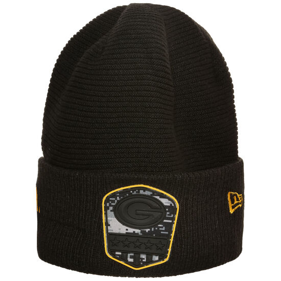 NFL Green Bay Packers Salute To Service Beanie, , zoom bei OUTFITTER Online