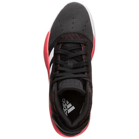 Pro Adversary 2019 Basketballschuh Herren, schwarz / rot, zoom bei OUTFITTER Online