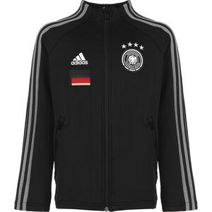 DFB Anthem Jacke EM 2020 Kinder, schwarz / weiß, zoom bei OUTFITTER Online